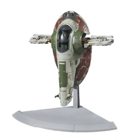Star Wars Bandai Plastic Model Kit 1/144 Slave 1